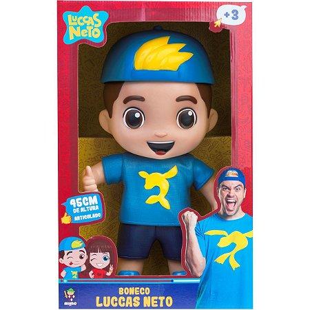 Boneco E Personagem Luccas Neto Gigante 45C Mimo