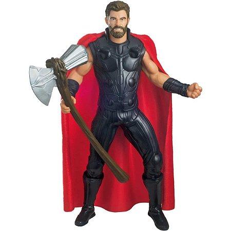 Boneco E Personagem Thor Ultimato 50Cm. Mimo