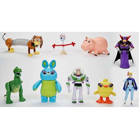 Boneco E Personagem Toy Story 4 Fig. Basicas Novas Mattel