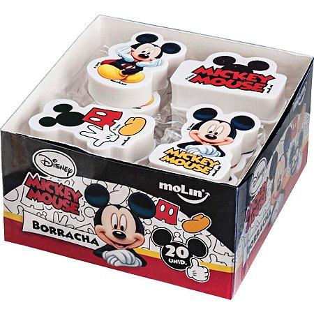 Borracha Decorada Mickey Sortidas Molin