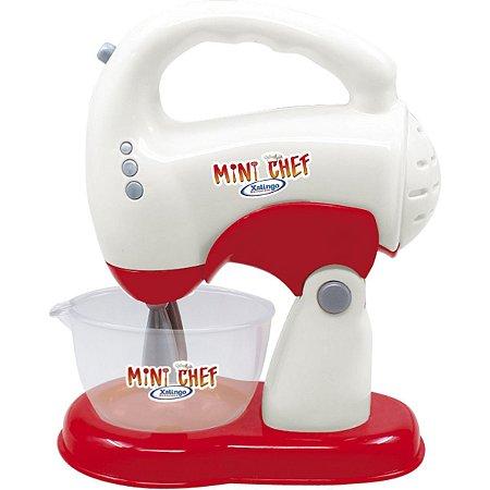 Brincando De Casinha Batedeira Mini Chef Xalingo