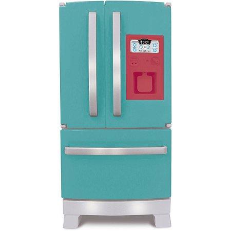 Brincando De Casinha Refrigerador Side By Side Min Xalingo
