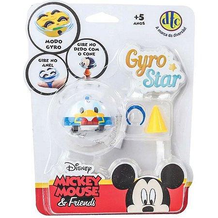 Brinquedo Diverso Disney/pixar Gyro Certo 2 Unid Dtc