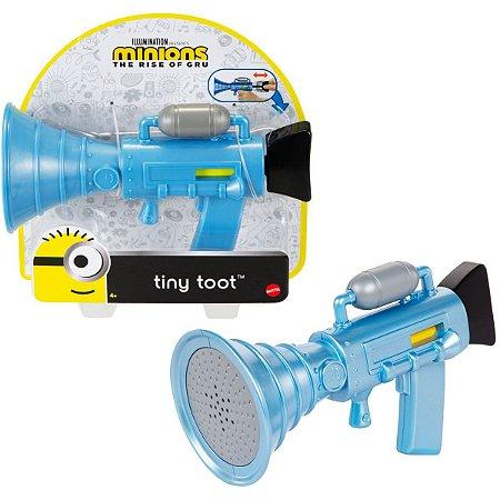 Brinquedo Diverso Minions Pistola Flatulenta Som Mattel
