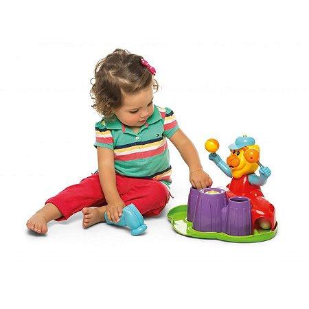 Brinquedo Educativo Bate Bate C/som Tateti