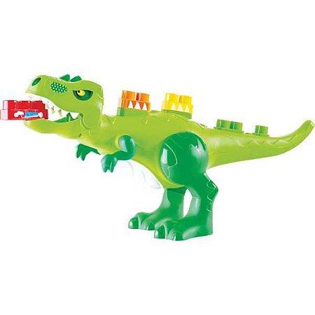 Brinquedo Educativo Dino Jurassico Baby Land C/30B Cardoso Toys