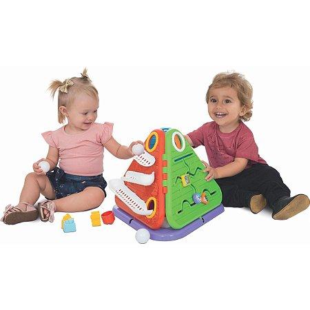 Brinquedo Educativo Piramide Festa Na Fazenda Merco Toys