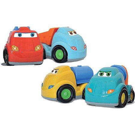 Brinquedo Para Bebê Baby Work Big Star