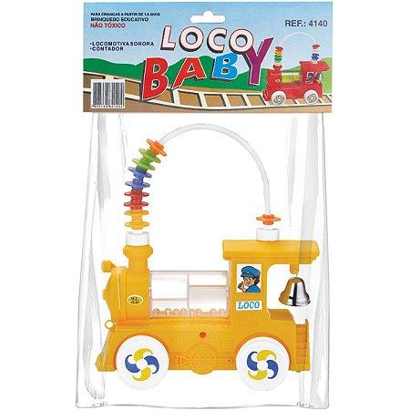 Brinquedo Para Bebê Loco Baby Monte Libano