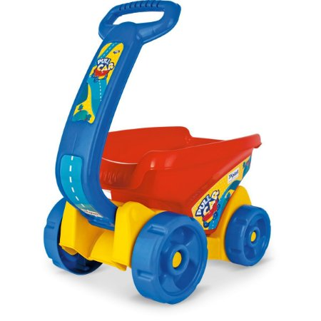 Brinquedo Para Bebê Pull Car Homeplay