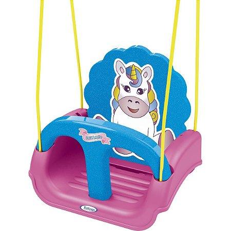 Brinquedo Para Playground Balanco Unicornio Xalingo