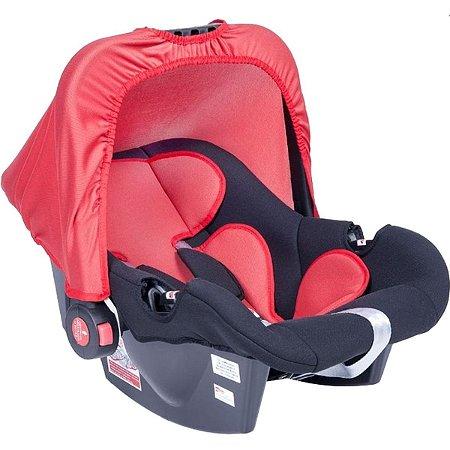 Cadeira De Segurança P/ Carro Bebê Conforto Tour Preto/verm Styll Baby