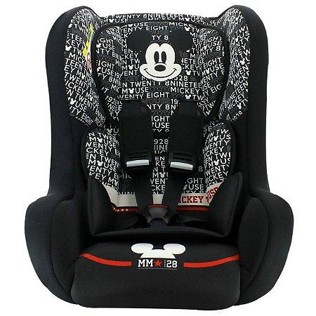 Cadeira De Segurança P/ Carro Mickey Mouse Trio Typo Nania