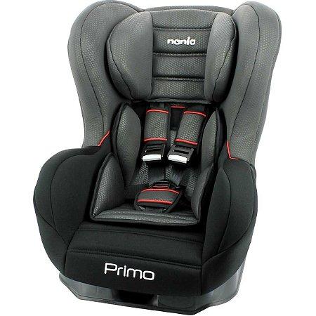 Cadeira De Segurança P/ Carro Primo Luxe Noir 0 A 25Kg Pt/cz Nania