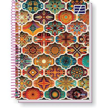 Caderno 01X1 Capa Dura 2021 Diferente 80F Tamoio