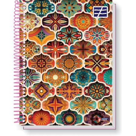 Caderno 10X1 Capa Dura 2021 Diferente 160F Tamoio