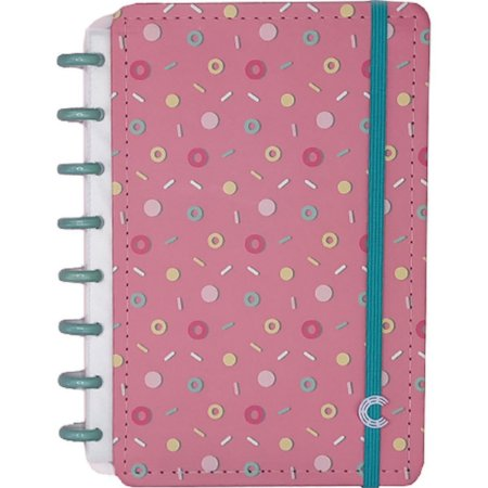 Caderno Inteligente A5 Lolly 80Fls. Caderno Inteligente
