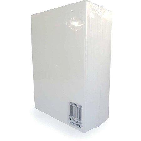 Caixa Para Dvd Padrao 14Mm Transparente Tecnomidia