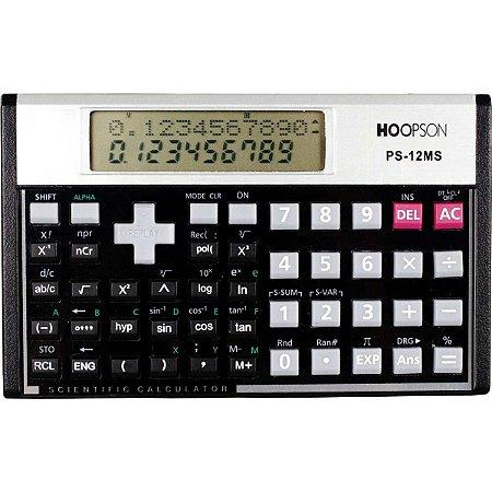 Calculadora Cientifica 240 Funcoes 12Dig.visor 2 Linh Hoopson