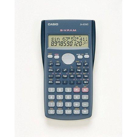 Calculadora Cientifica Fx82 Displ.c/2Linhas 240Func Casio
