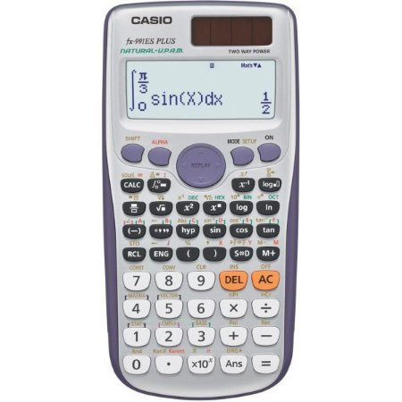 Calculadora Cientifica Fx991 Esplus-W-Dhw 417Fun. Casio