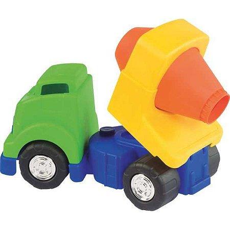 Caminhao Mercotruck Betoneira Merco Toys