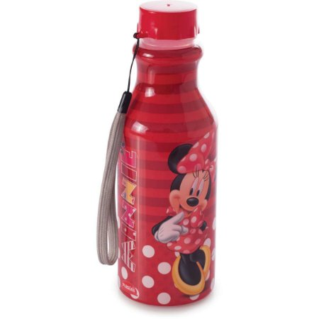 Cantil/garrafas Minnie Garrafa Retro 500Ml. Plasutil