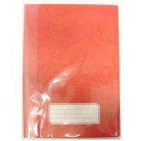 Capa Para Caderno Plástica Brochura Transparente Plasitiban