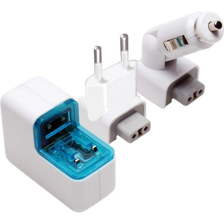 Carregador Celular De Parede Veicular 12V C/02 Usb Comtac