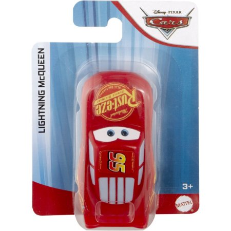Carrinho Cars Basico Sort. 1:55 Plastic Mattel
