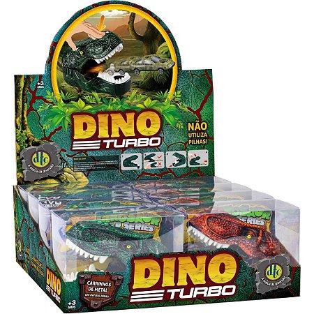 Carrinho Dino Turbo Dtc