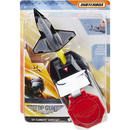 Carrinho Matchbox Avioes Skybusters Lan Mattel