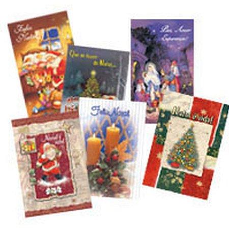 Cartão De Natal Modelos/tamanhos Diversos Diversos