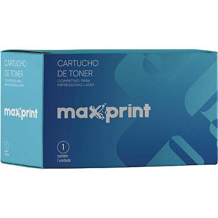 Cartucho De Toner Comp. Hp 304A Ciano Maxprint