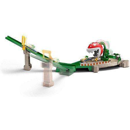 Cenario Tematico (Playset) Mario Bros Kart Conj Menesis Mattel