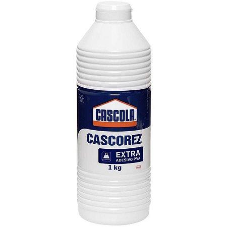 Cola De Alta Resistência Cascorez Extra  1 Kg Henkel