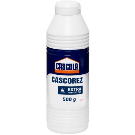 Cola De Alta Resistência Cascorez Extra 500 Gramas Henkel
