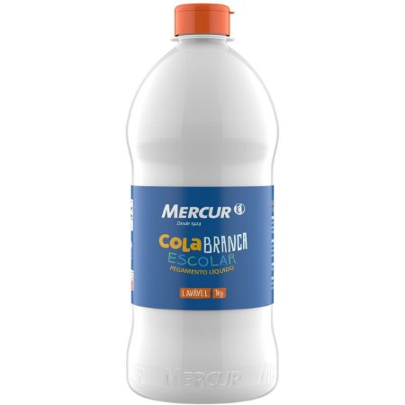 Cola Escolar Mercur 1Kg Mercur