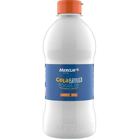 Cola Escolar Mercur 500G Mercur