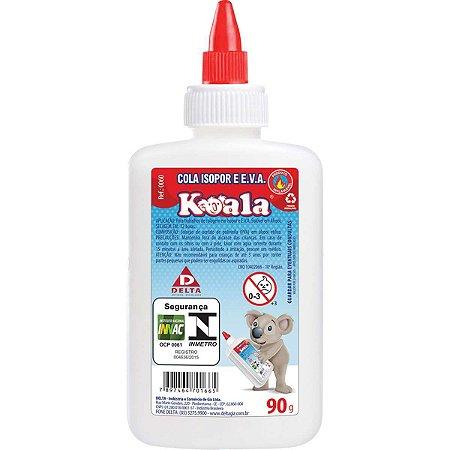 Cola Para Isopor Koala Isopor E Eva 90G Delta