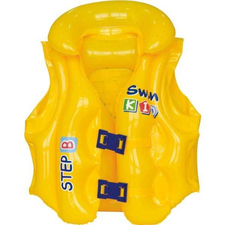 Colete Inflável Premium 3-6 Anos Mor
