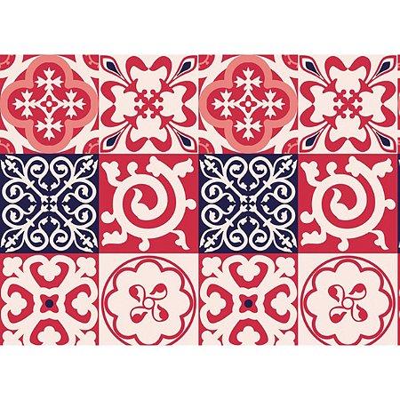 Contact Decorado 45Cmx10M Azulejo Casablanca Plastcover