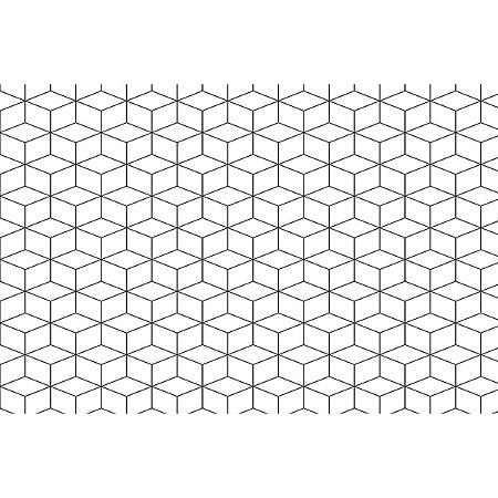 Contact Decorado 45Cmx10M Geometrico Dimension Plastcover