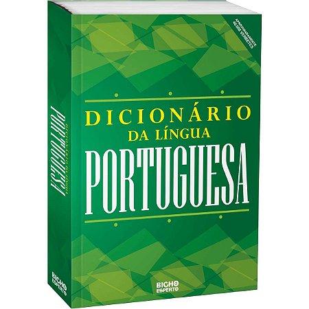 Dicionario Portugues Portugues 560 Paginas 12X17Cm Bicho Esperto