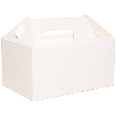 Embalagem Para Alimentos Lanche 20X13.5X10Cm. Delivery Cromus