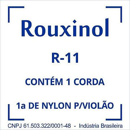 Encordoamento Nylon Cristal 1Mi (R58) C/bol Rouxinol