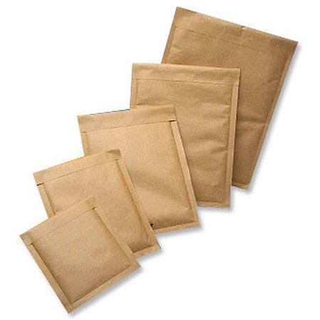 Envelope Bolha Papel Kraft 13,5X13Cm 130G Safeprint