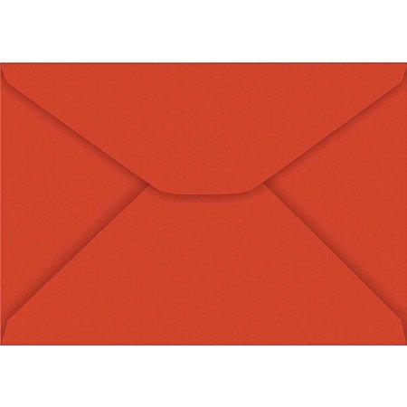 Envelope Carta Colorido 114X162Mm Vinho 85G Foroni