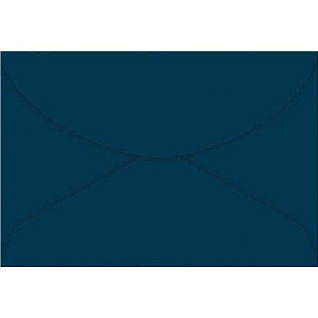 Envelope Visita Colorido Azul Color Plus 80G. Foroni