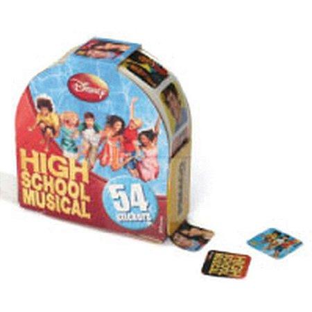 Etiqueta Decorada Sticker Dispenser High Scholl Pimaco